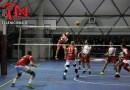 Pallavolo maschile serie C, Diavoli Rossi Nicosia sconfitti in casa nel derby con il Volley Agira – VIDEO