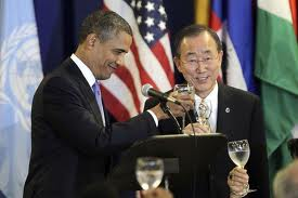 Obama e ONU: una inedita speranza per la Libia e il mondo