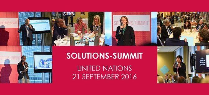 10 soluzioni per un mondo migliore