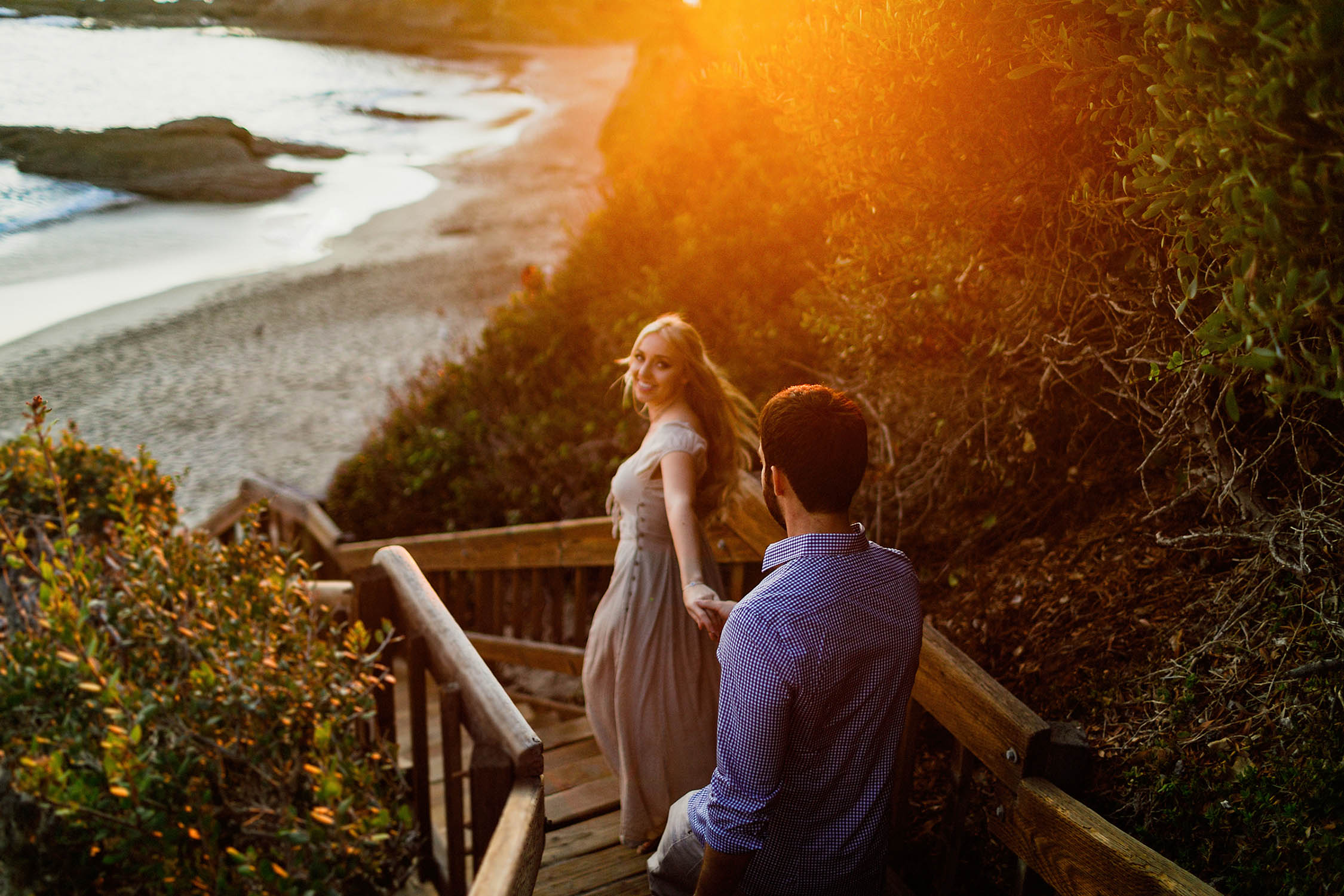Engagement Session Laguna Beach