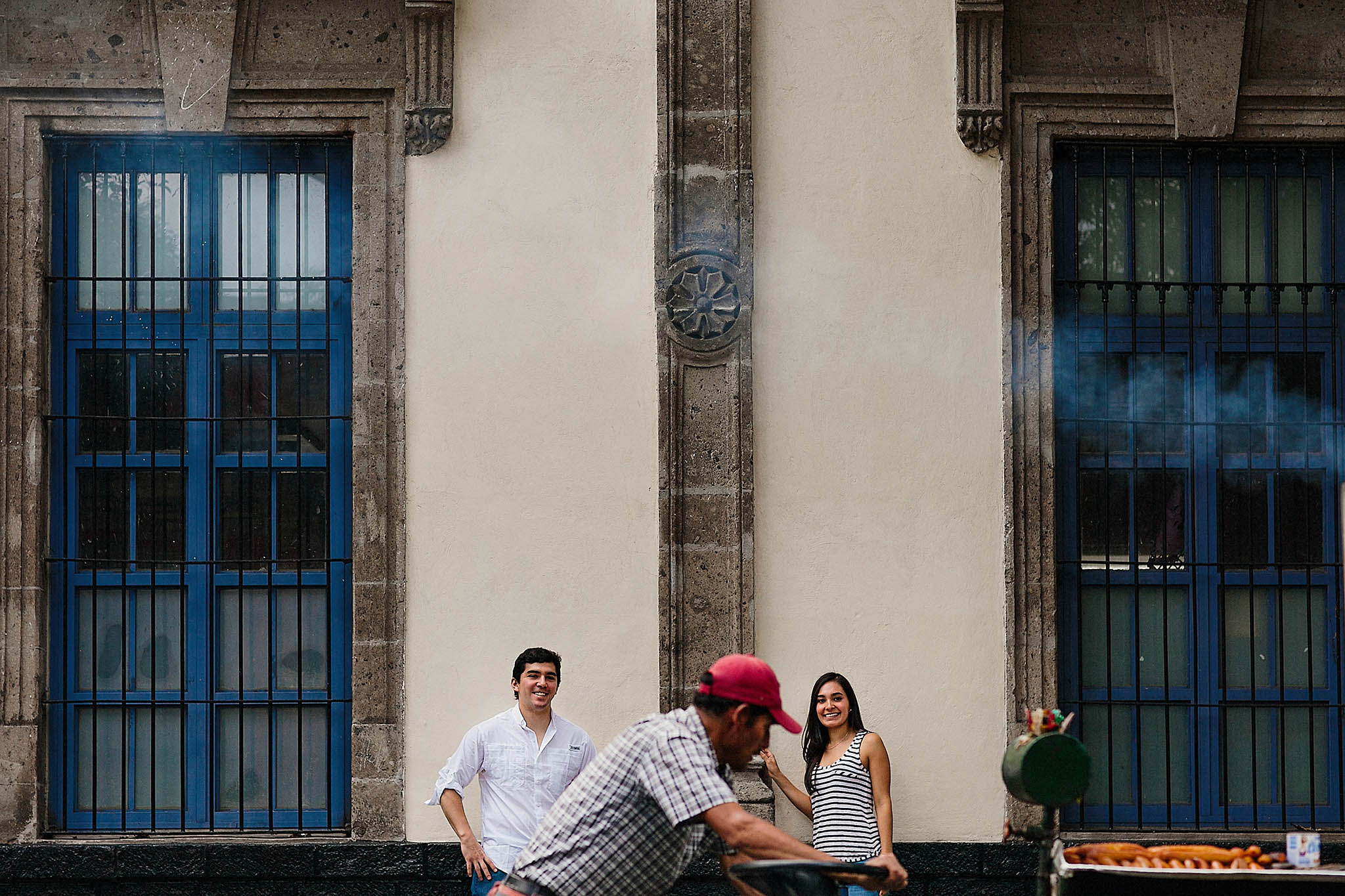 Sesión de fotos Centro histórico Ciudad de México
