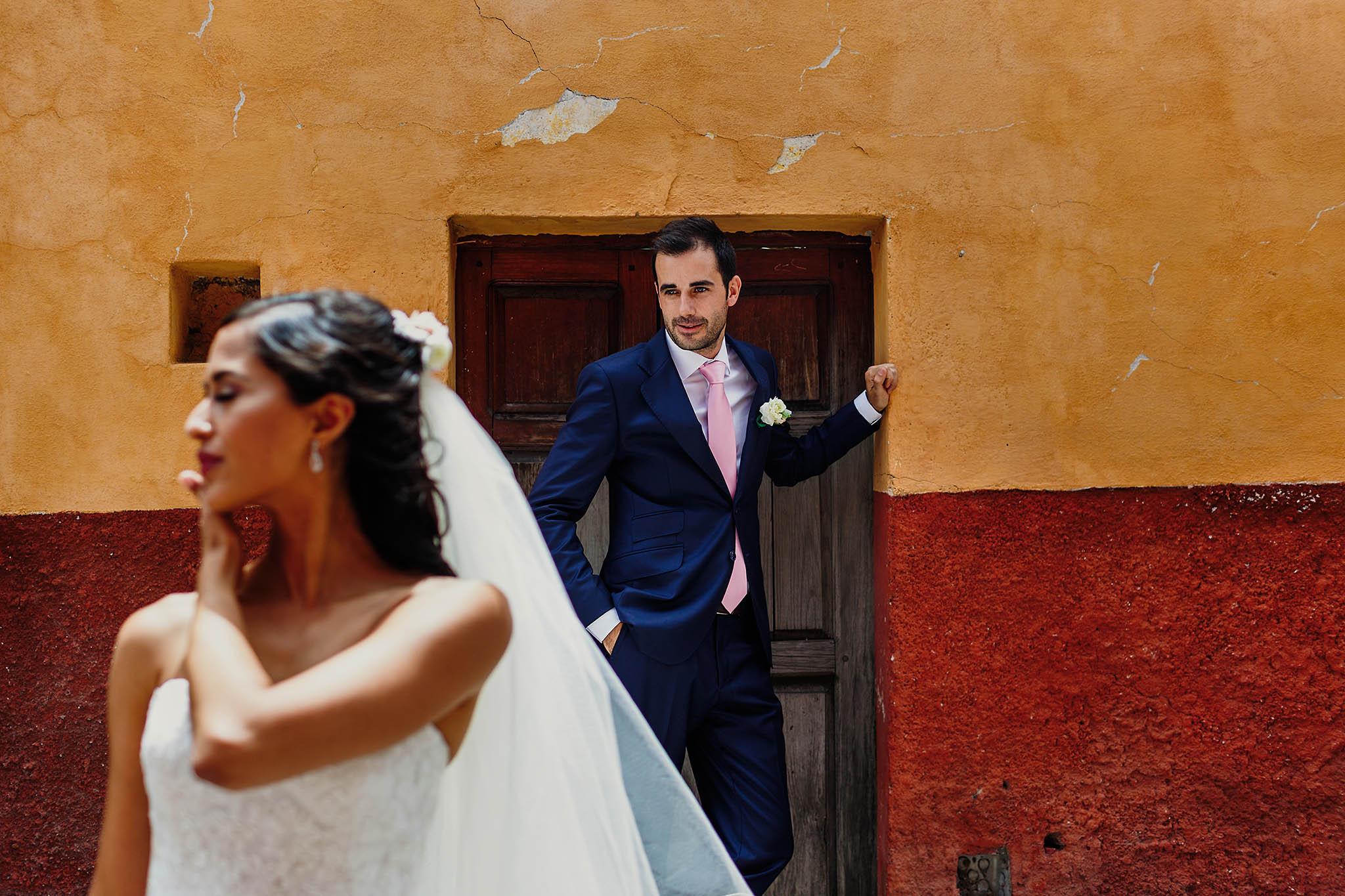 Casarse en San Miguel de Allende