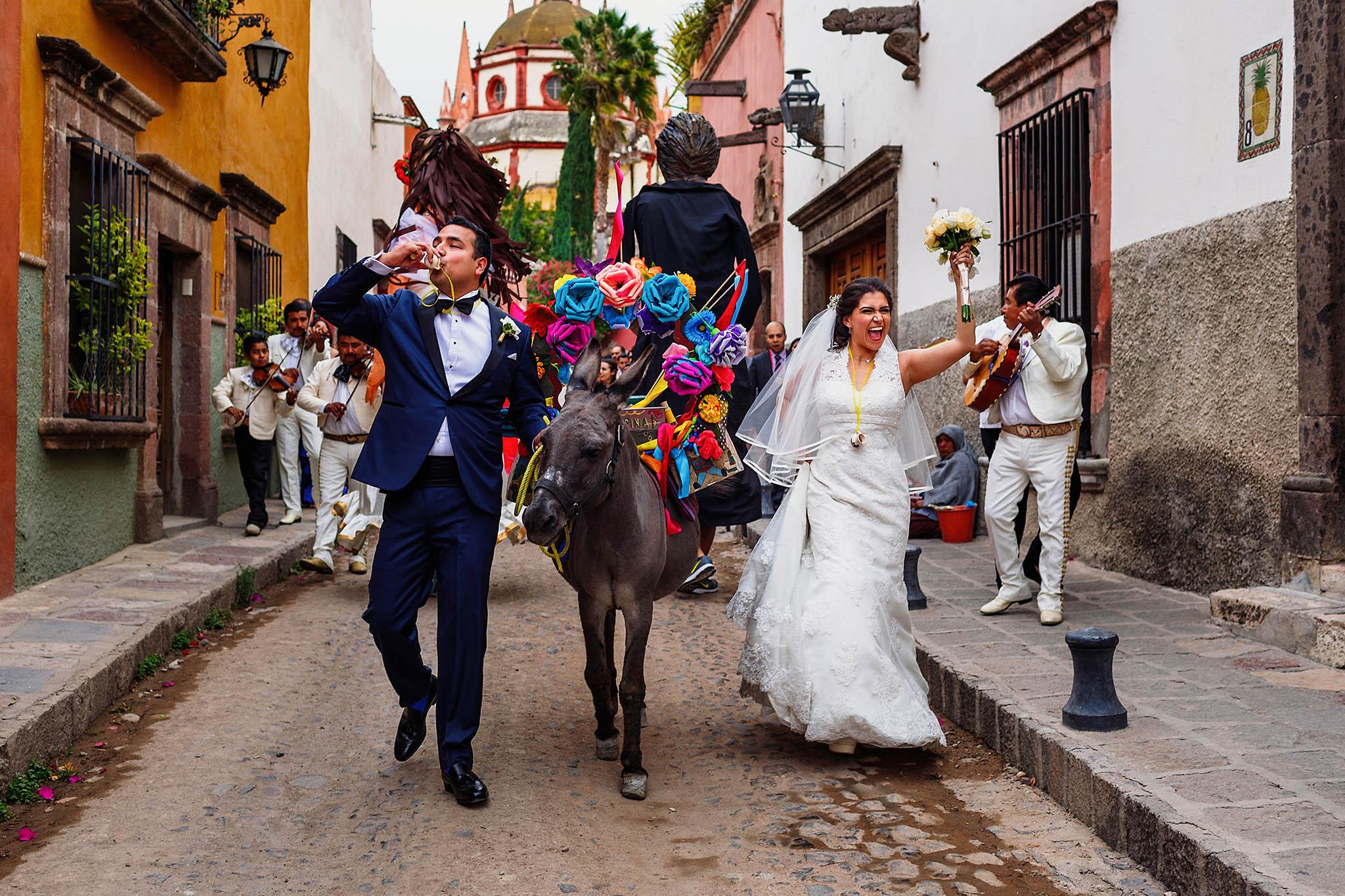 Las Mejores bodas en San Miguel de Allende