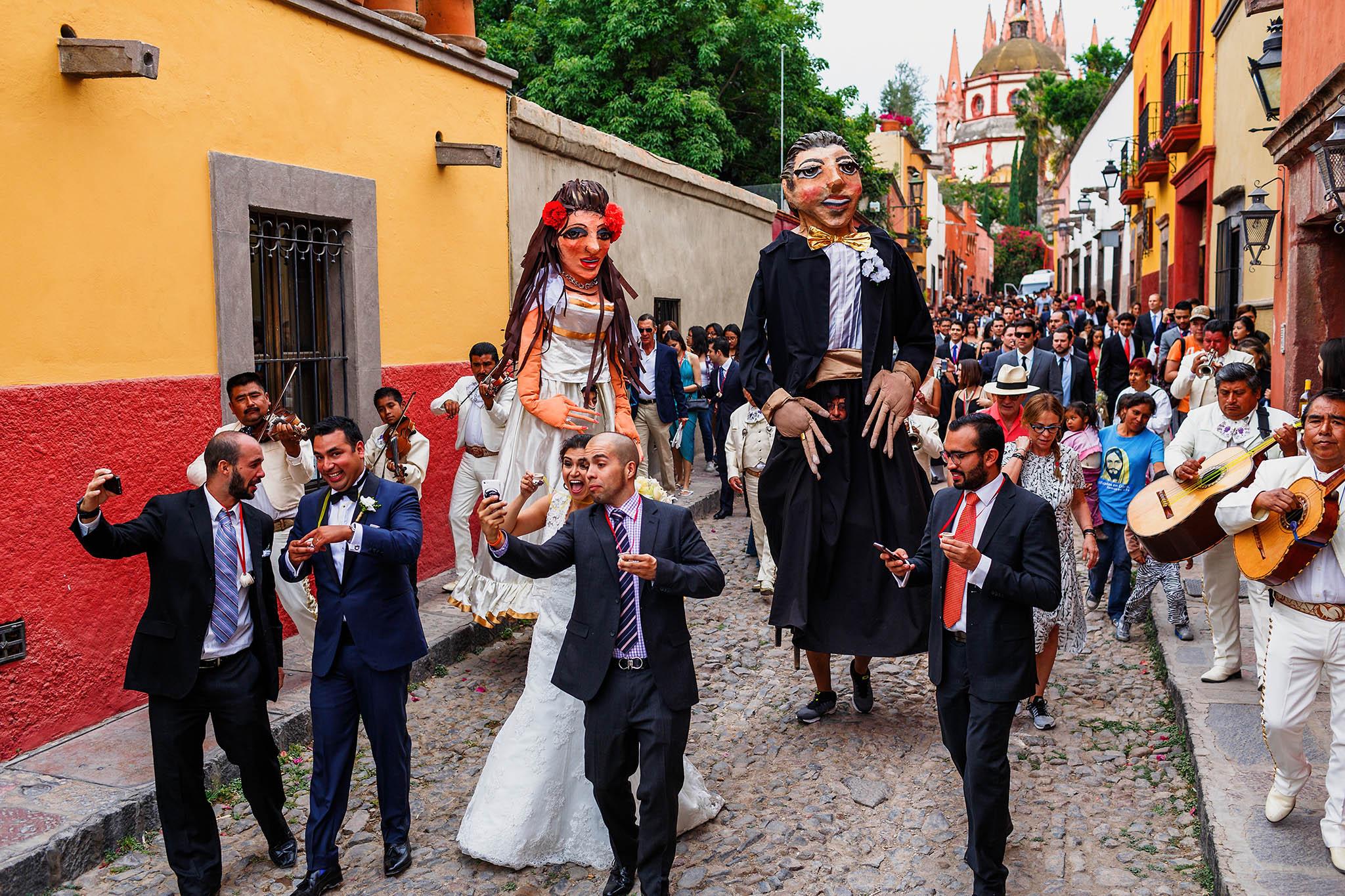 Weddings in San Miguel de Allende