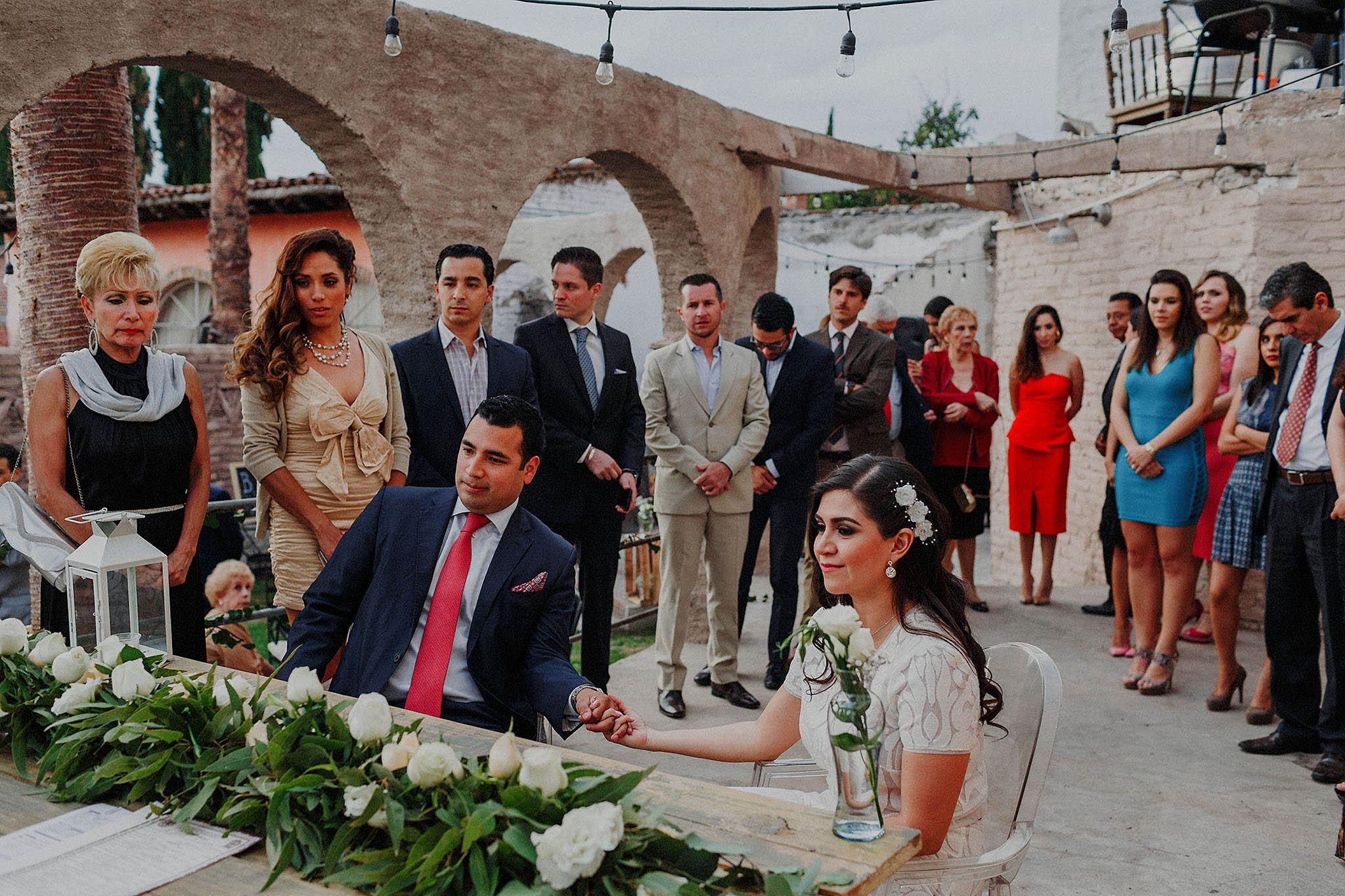 Boda Civil en San Miguel de Allende