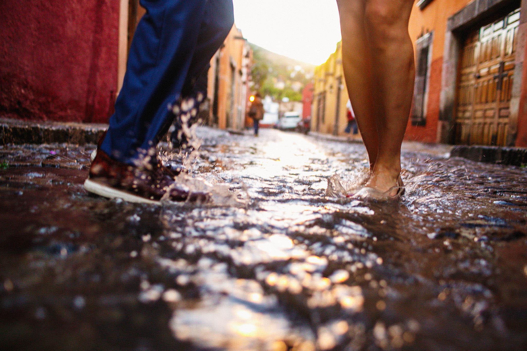 Casate en San Miguel de Allende