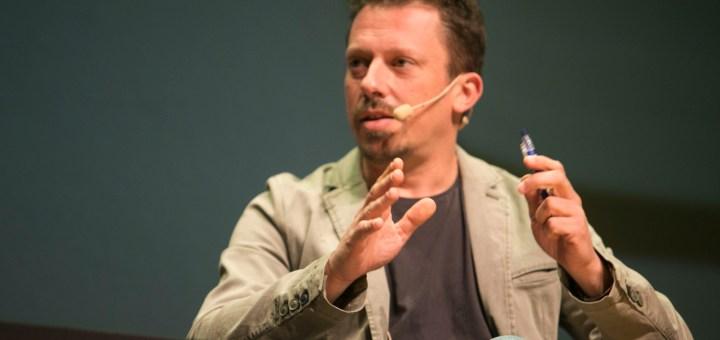 Sergio Mejías - CEO en Bubok