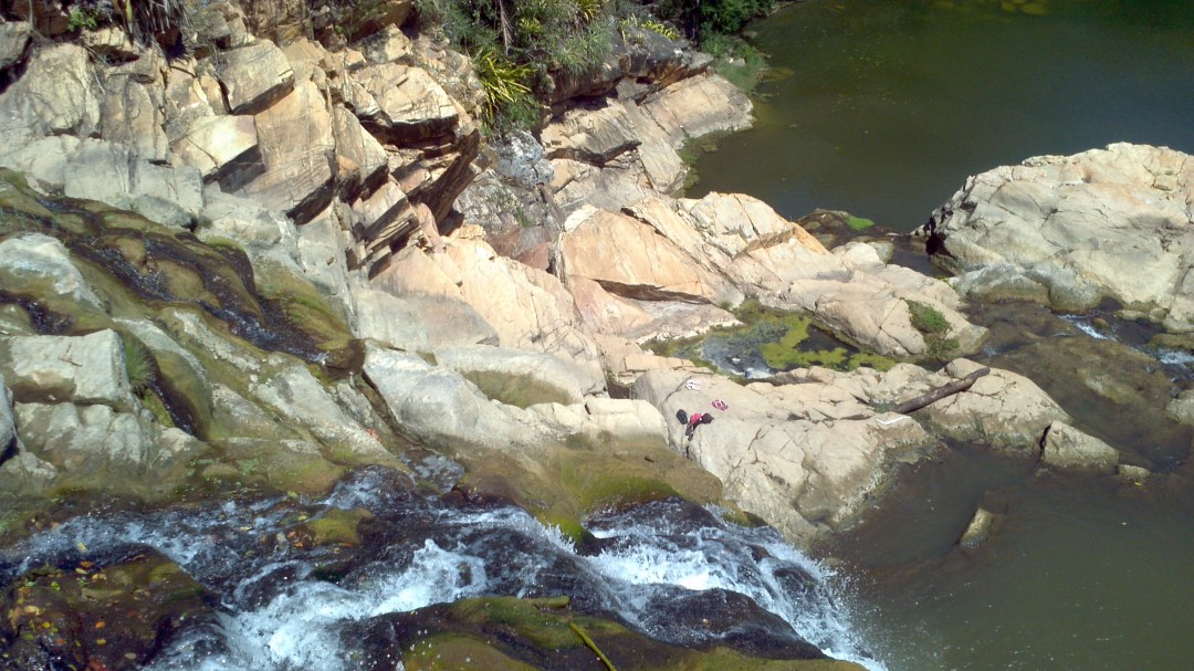 Cachoeira de Macambira