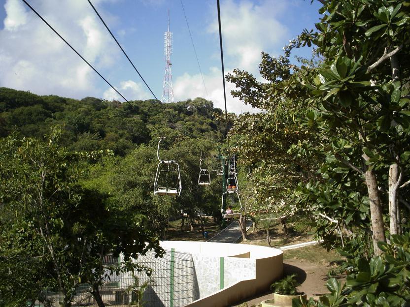 Zoológico de Aracaju - Teleferico