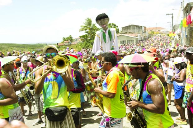 Carnaval de Neópolis Sergipe