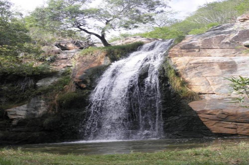 Cachoeira do Lajeirão