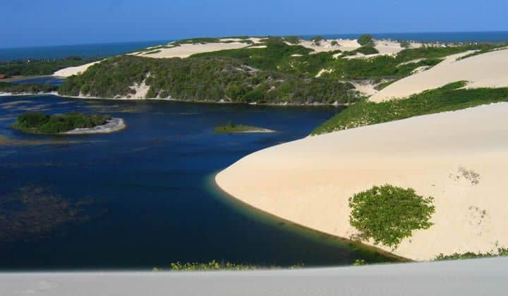 Lagoa Azul Sergipe