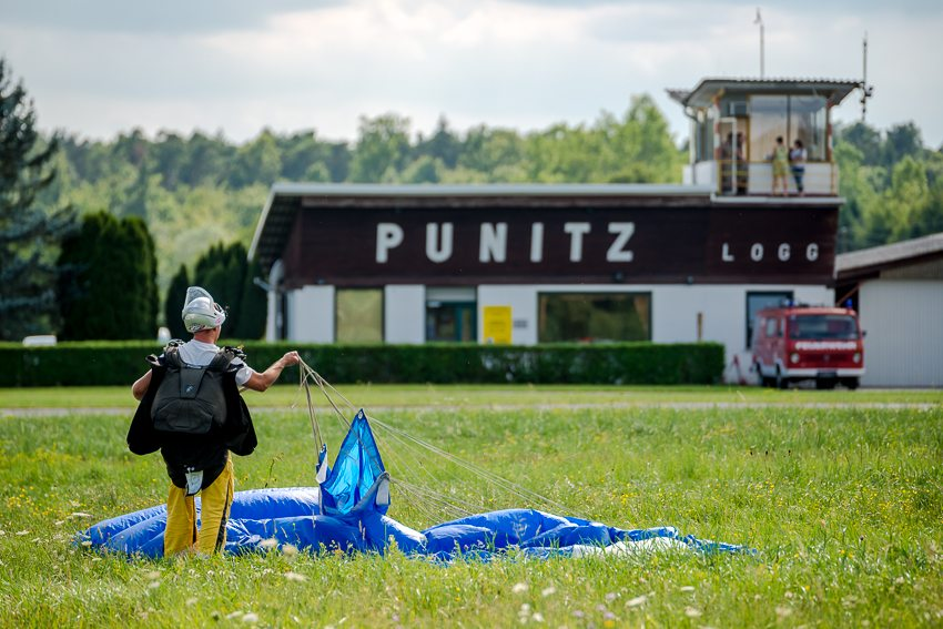 skydiving punitz