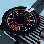 Montre .65 - Graphiste 3D freelance Paris