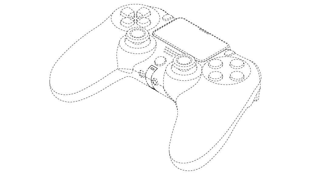 Le brevet du contrôleur PS5 révèle le nouveau (ancien