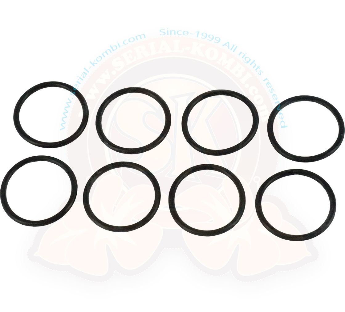 Aluminium Telescopic Push Rod O Ring Seal Cc Set Of 8