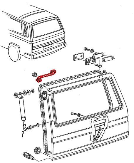 Wiring harness grommet tube, 5/1979-7/1992 321971840