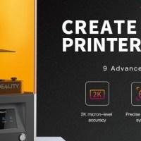 Creality LD-002R : Test de la nouvelle imprimante résine