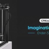 Ender 5 plus, test de l'imprimante XXL Creality