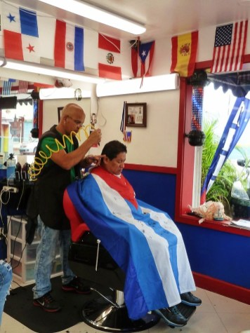 salon de coiffure latino Little Havana