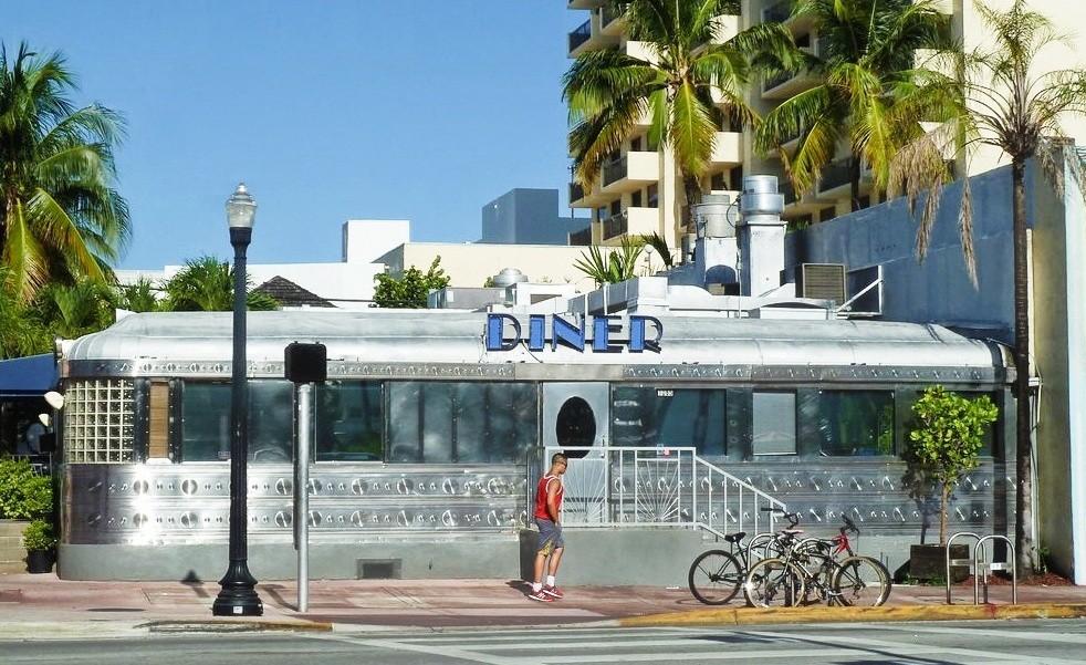 Le Diner de Miami Beach