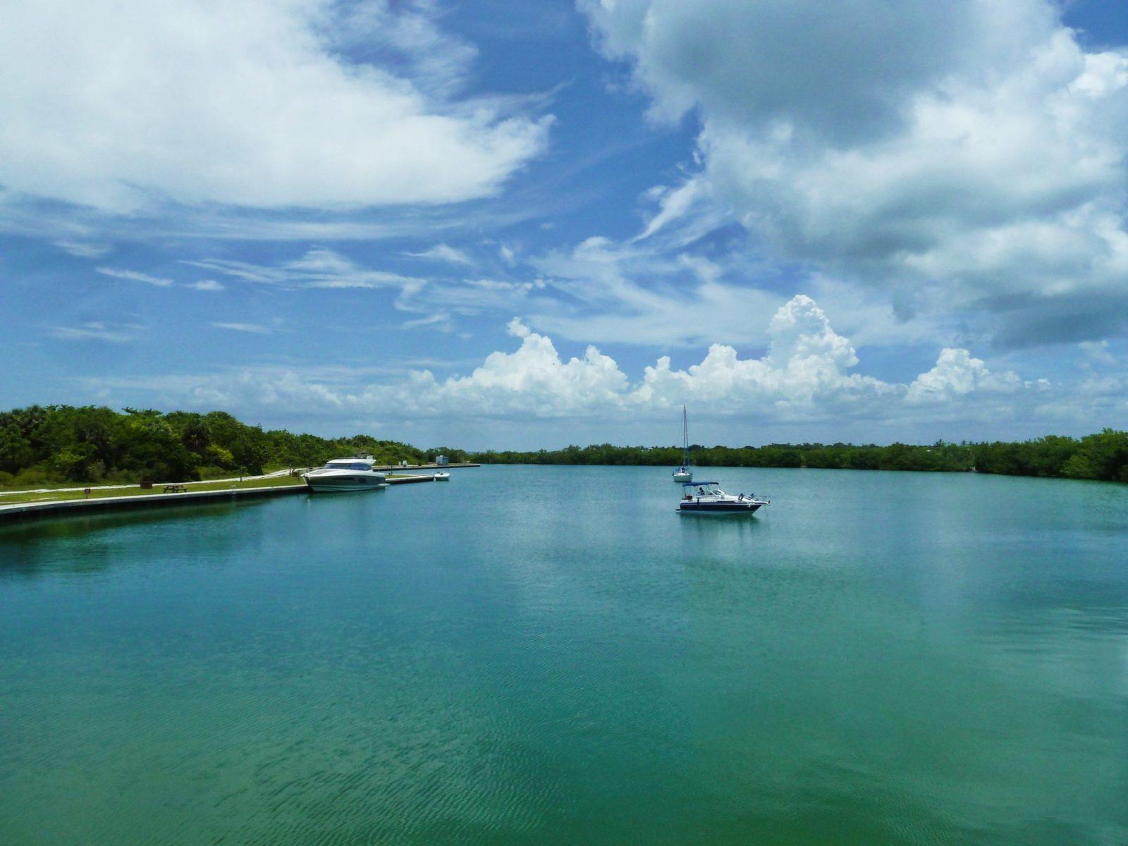 Que faire à Miami ? No Name Harbor Bill Baggs State Park