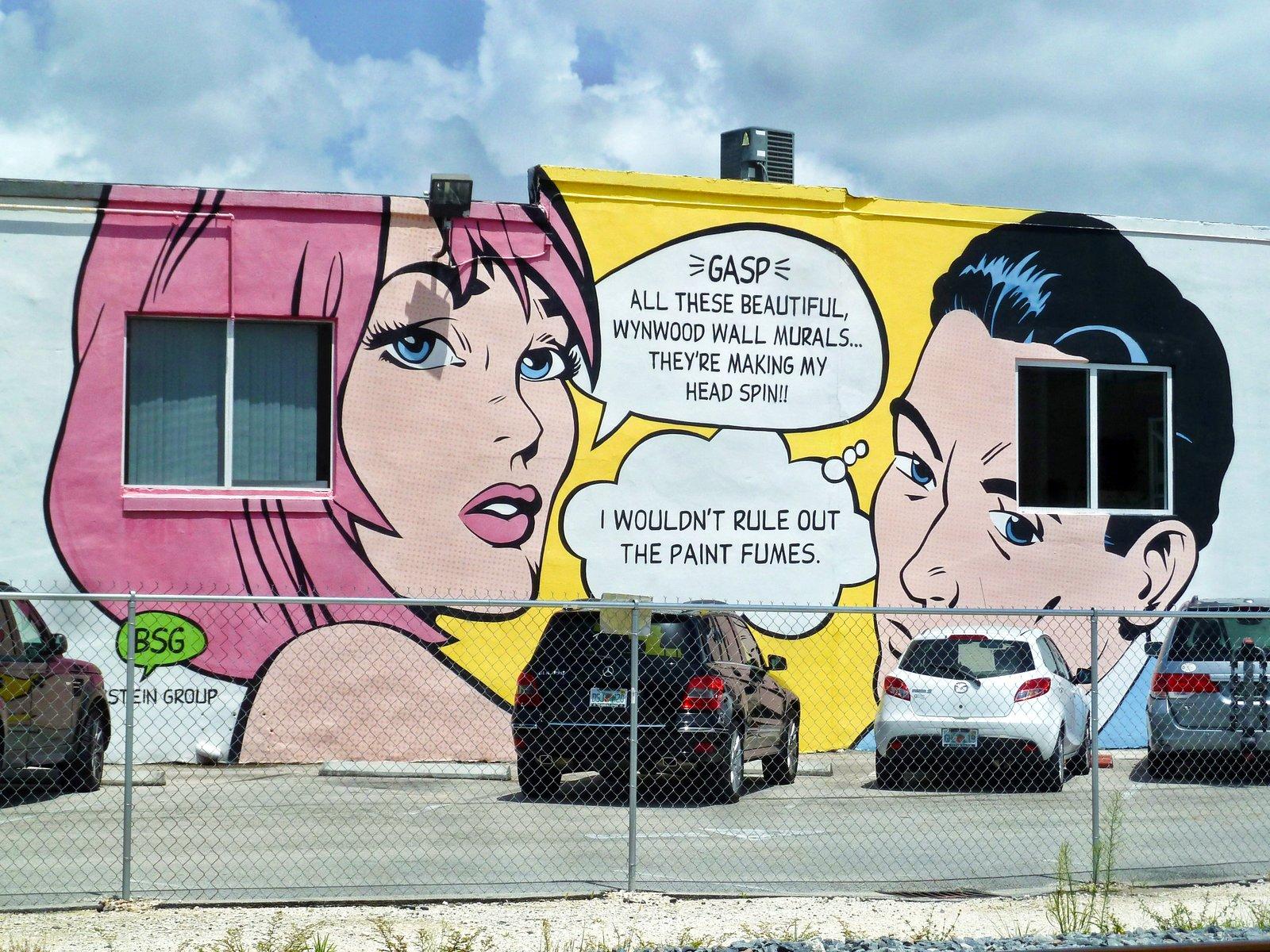 Wynwood District : le street art à Miami en photos