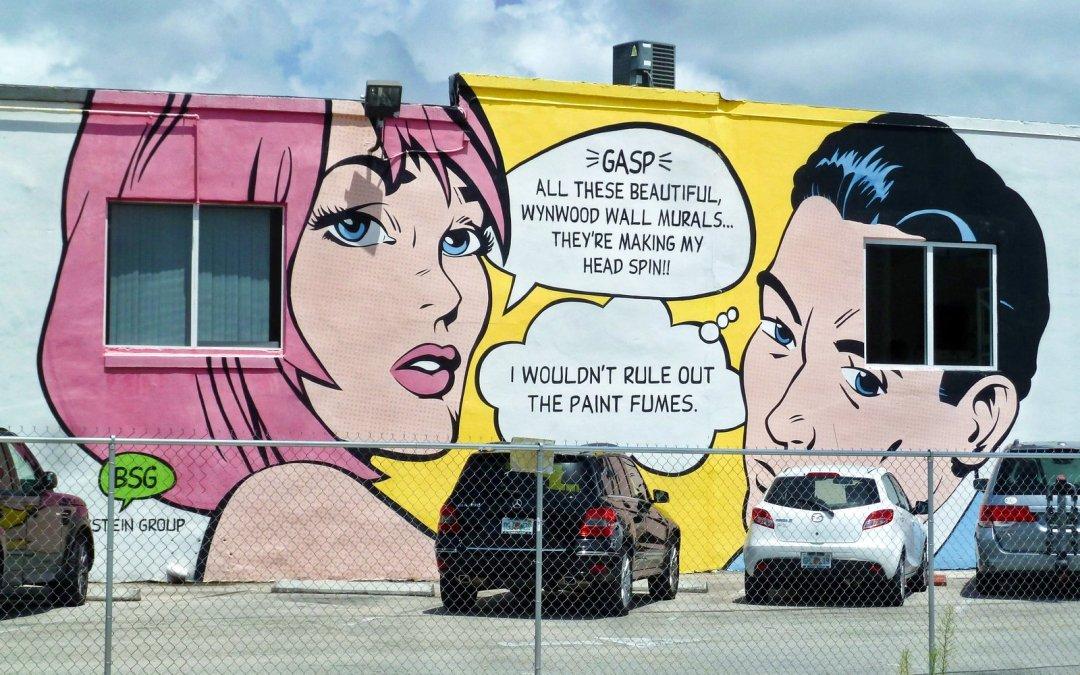 Visiter Wynwood, la capitale du street art à Miami