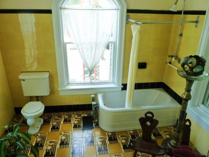 Keys salle de bain maison hemingway