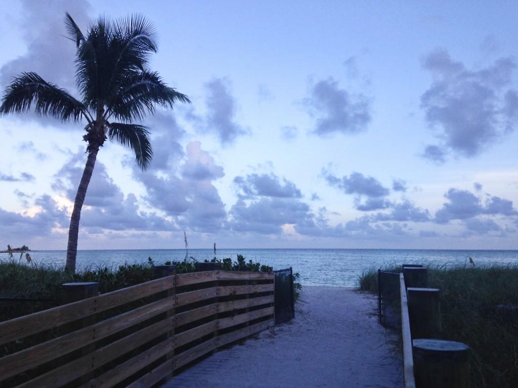 Keys sombrero beach