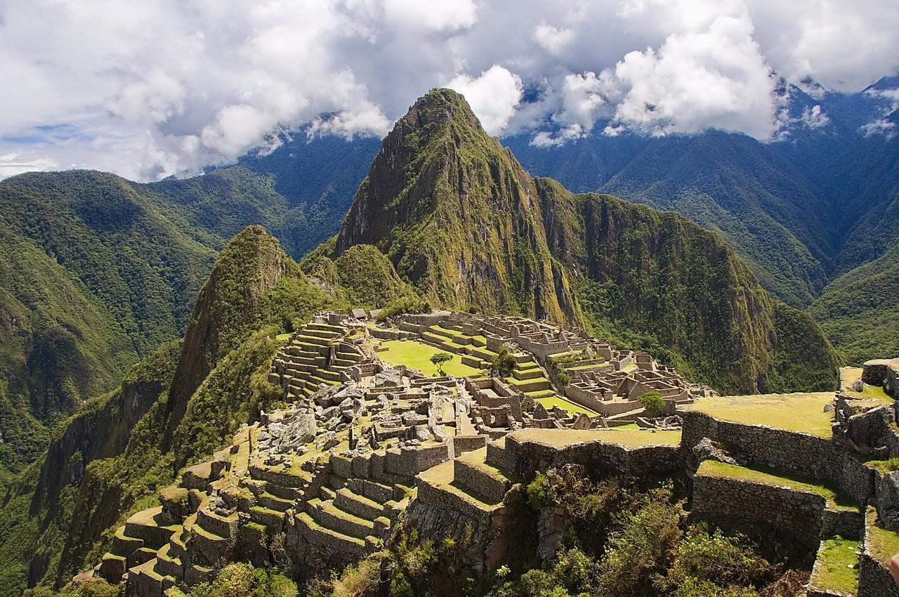 Bucket list Machu Picchu