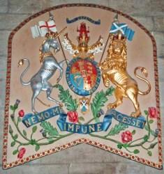 Glasgow fresque