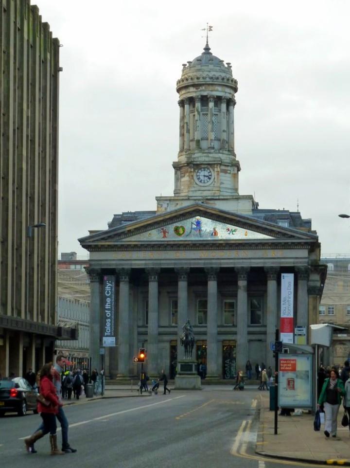 Glasgow galerie d'art moderne