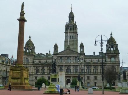 Glasgow Hôtel de ville