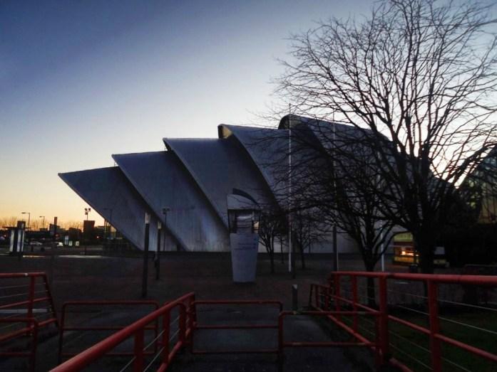 Glasgow Le Tatou