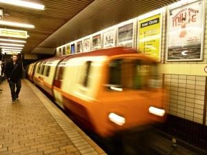 Glasgow metro