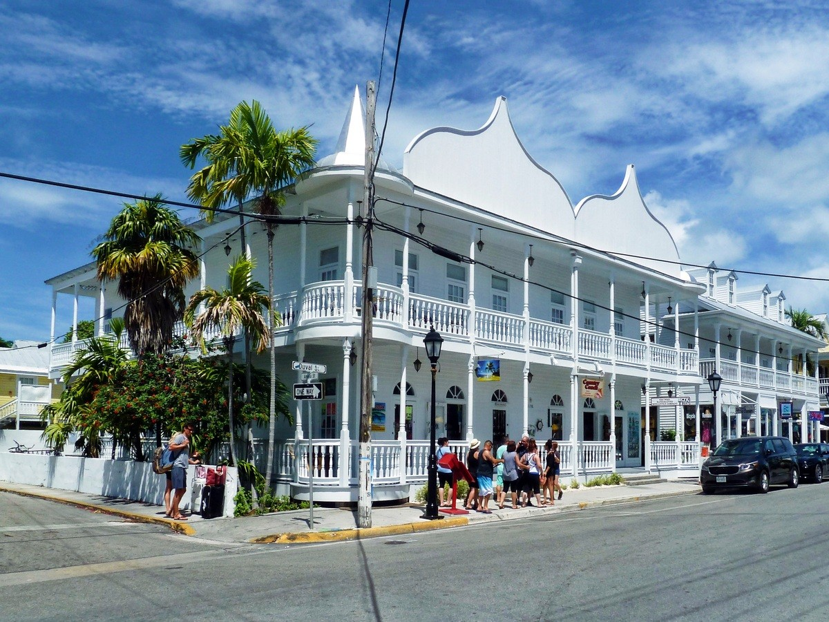 Visite de Key West, la plus belle ville des Keys