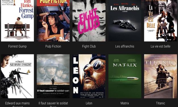 Revivez les années 90 avec une sélection de films disponibles sur myTF1 VOD