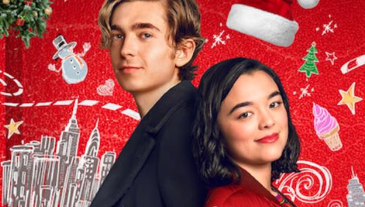 Dash & Lily : cette comédie romantique de Noël vous fera fondre en novembre sur Netflix