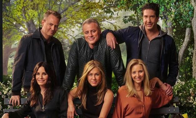 Friends : La réunion : la bande annonce de l'épisode spécial enfin révélée par HBO Max