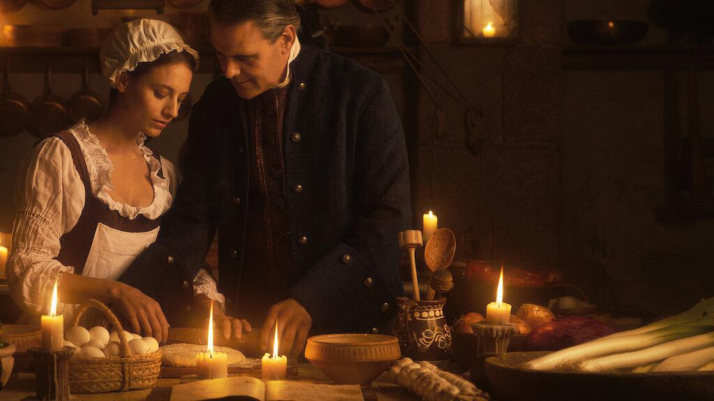 La cuisinière de Castamar : que pensent les internautes de cette romance historique ? [Avis]