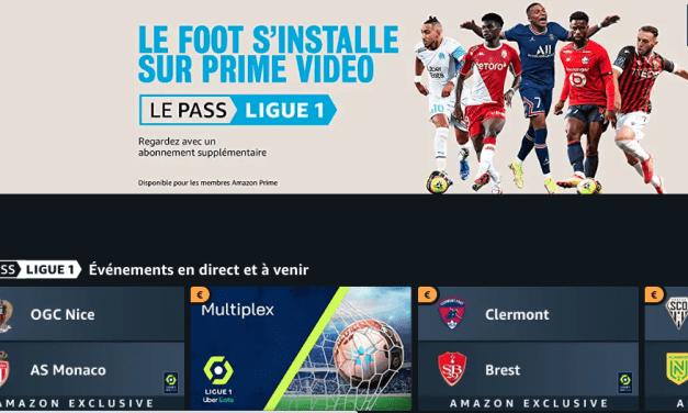 Le Pass Ligue 1 : Tout sur l'offre dédiée au Football sur Amazon Prime Video