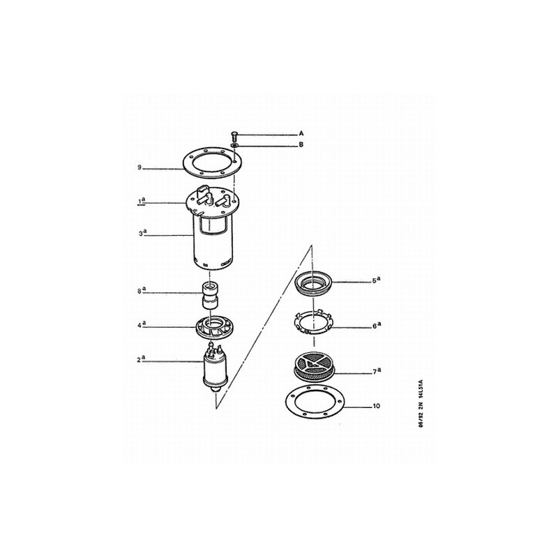 Schema Electrique Jauge Essence 106