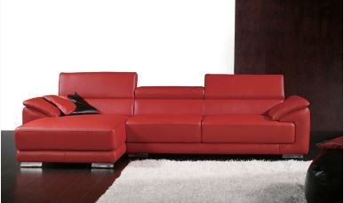 seriena w series l shaped sectional sofa corner sofa with three seater and chase lounge in top grain leather
