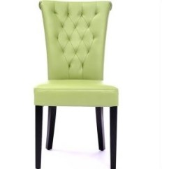 Green Dining Room Chairs Amazon Accent Chair Covers Tufted Leather Modern Alternative Views