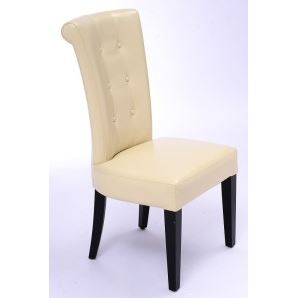 leather dining room chairs cracker barrell rocking chair tufted modern alternative views