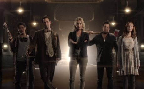 The Librarians 1