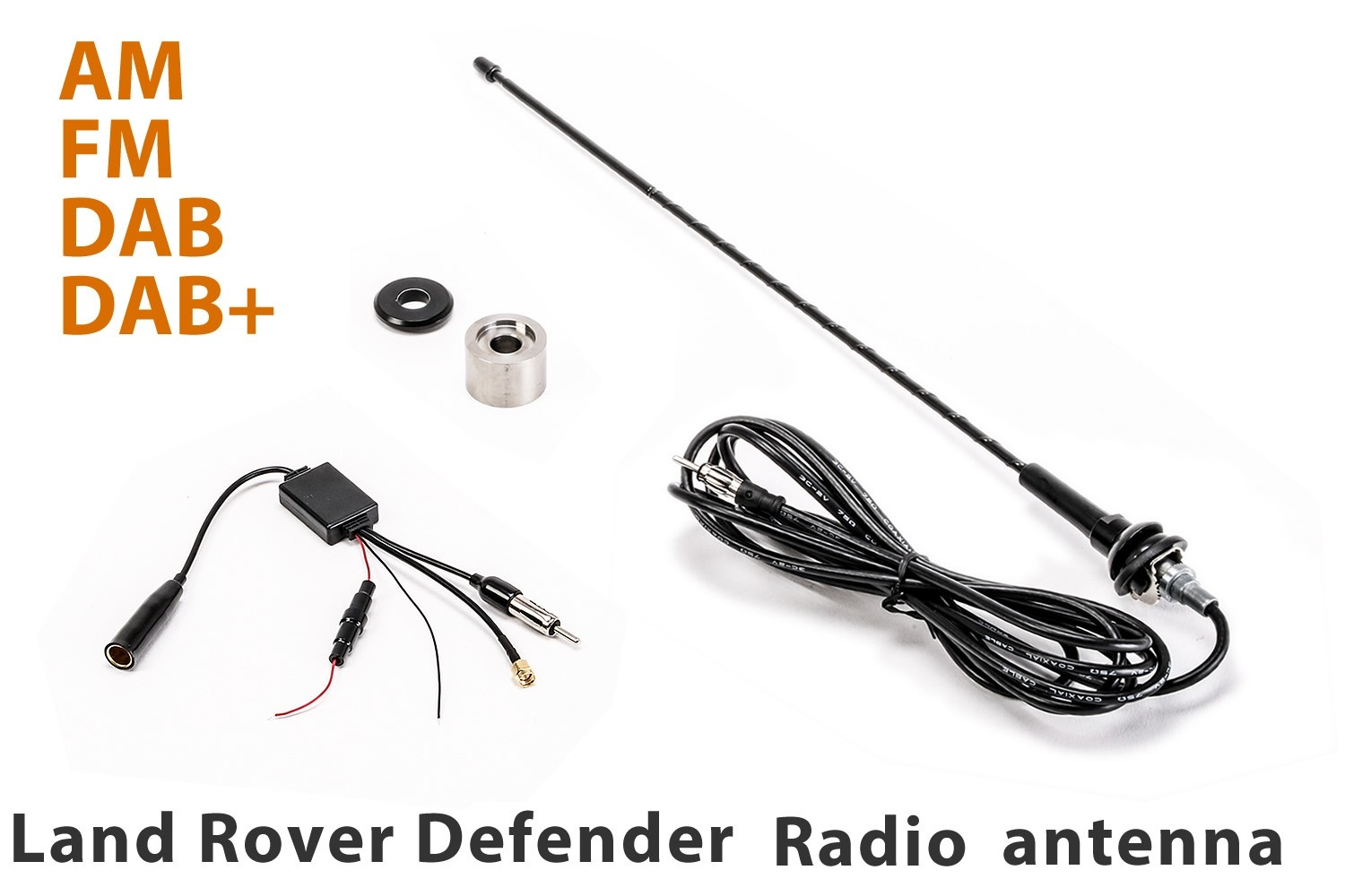 Land Rover Defender Radio Antenna