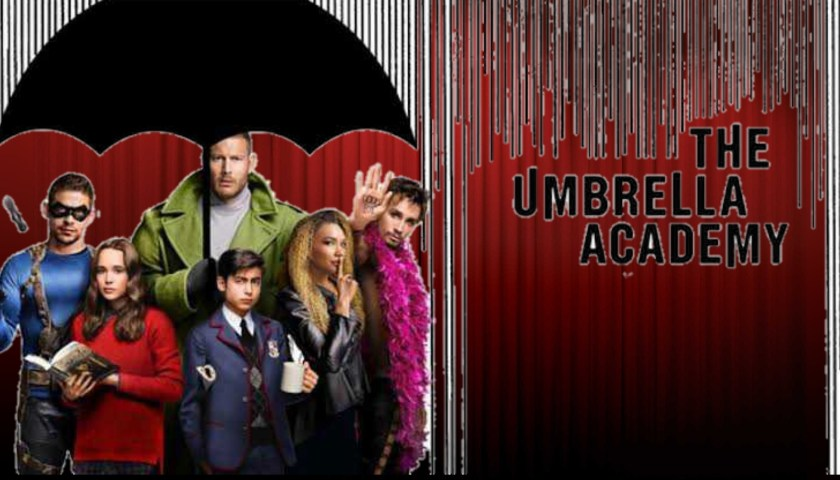 The Umbrella Academy descarga por MEGA