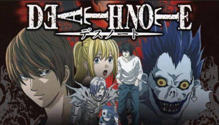 Death Note por MEGA